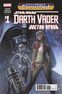 Halloween ComicFest Vol 2016 Darth Vader Doctor Aphra