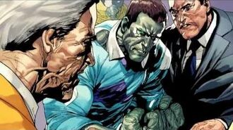 Indestructible Hulk 9 Cover Recap - Marvel AR