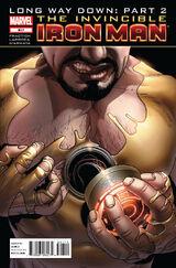 Invincible Iron Man Vol 1 517