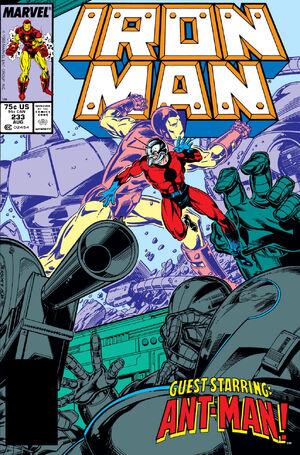 Iron Man Vol 1 233