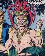 King Chaac (Earth-616) from Doc Savage Vol 1 2 0001