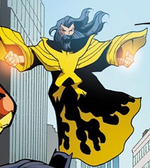 Mandarin (Earth-8096) from Marvel Universe Avengers - Earth's Mightiest Heroes Vol 1 1 0001