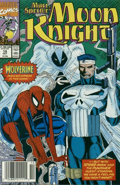 Image result for marc spector moon knight 19