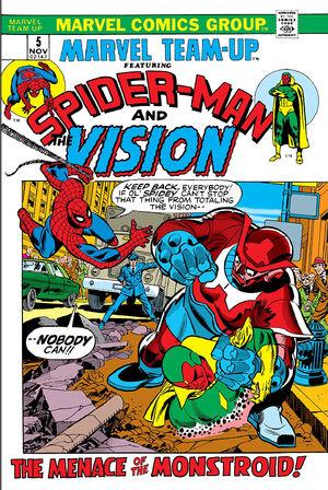Marvel Team-Up Vol 1 5