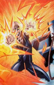 Maxwell Dillon (Earth-1610) from Ultimate Spider Man Vol 1 12 0001