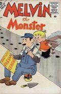 Melvin the Monster Vol 1 1