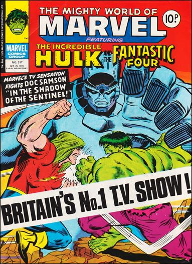 Mighty World of Marvel Vol 1 317