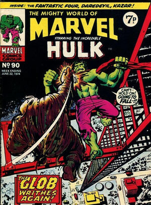 Mighty World of Marvel Vol 1 90