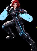 Natalia Romanova (Earth-TRN789) from Marvel Super War