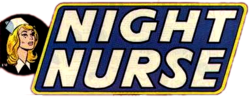 Night Nurse (1972) Logo