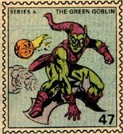 Norman Osborn (Earth-616) as a Value Stamp from Marvel Two-In-One Vol 1 6 001