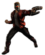 Peter Quill (Earth-12131) from Marvel Avengers Alliance 001