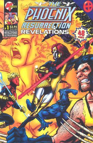 Phoenix Resurrection Revelations Vol 1 1