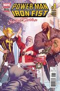 Power Man and Iron Fist Sweet Christmas Annual Vol 1 1
