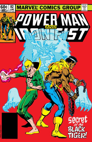Power Man and Iron Fist Vol 1 82