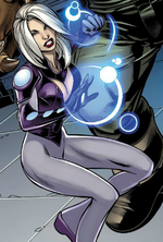 Sandra Morgan (Earth-616) from X-Men- Legacy Vol 1 217