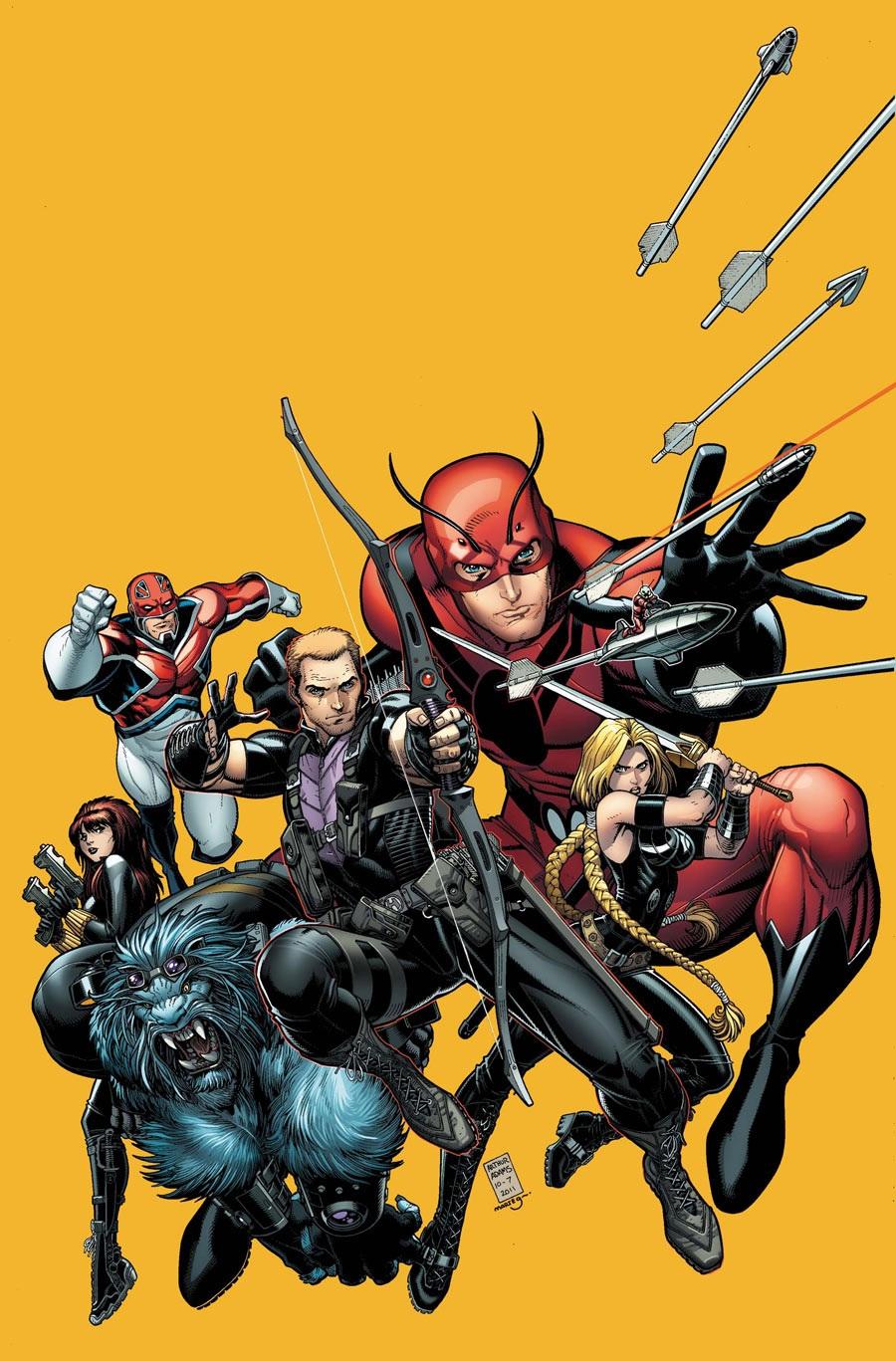 Clinton Barton (Earth-616) | Marvel Database | FANDOM
