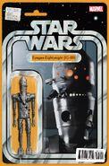 Star Wars Vol 2 25 Action Figure Variant