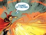Flames of the Faltine