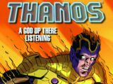 Thanos: A God Up There Listening Infinite Comic Vol 1 3