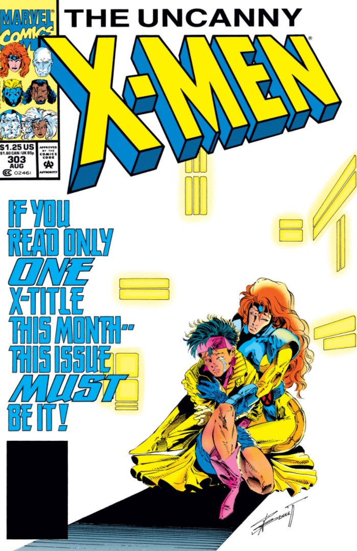 Image result for uncanny x men 303