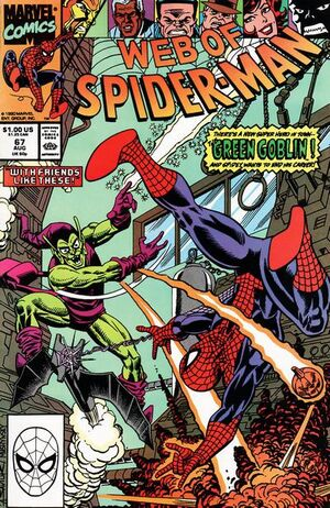 Web of Spider-Man Vol 1 67