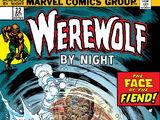 Werewolf by Night Vol 1 22