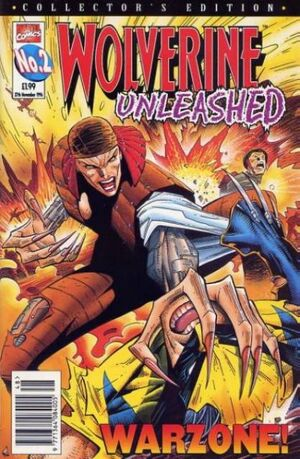 Wolverine Unleashed Vol 1 2