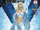 X-Men: Black - Emma Frost Vol 1 1