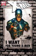 Young X-Men Vol 1 1 Variant Peterson