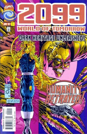 2099 World of Tomorrow Vol 1 5