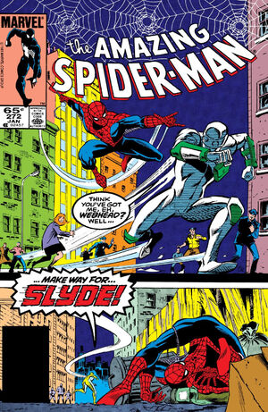 Amazing Spider-Man Vol 1 272