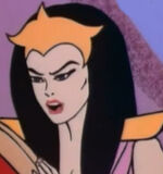 Anelle (Earth-700089) from Fantastic Four (1967 animated series) Season 1 8 0001