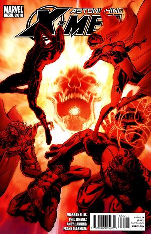 Astonishing X-Men Vol 3 35