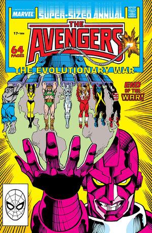 Avengers Annual Vol 1 17