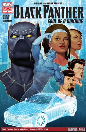 Black Panther Soul of a Machine Vol 1 8