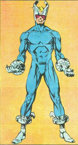 Brock Jones (Earth-616) from Official Handbook of the Marvel Universe Vol 2 20 001