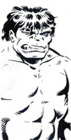 Bruce Banner (Earth-8610) from Gates of What If 001