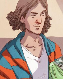 Bruno Carrelli (Earth-616) from All-New Marvel NOW! Point One Vol 1 1.NOW 001