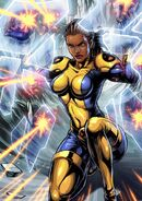 Cecilia Reyes (Earth-616) from X-Men Battle of the Atom (video game) 001