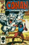 Conan the Barbarian Vol 1 181