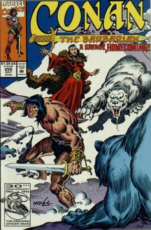 Conan the Barbarian Vol 1 258