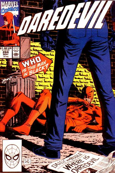 Daredevil Vol 1 284