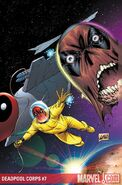 Deadpool Corps Vol 1 7 Textless