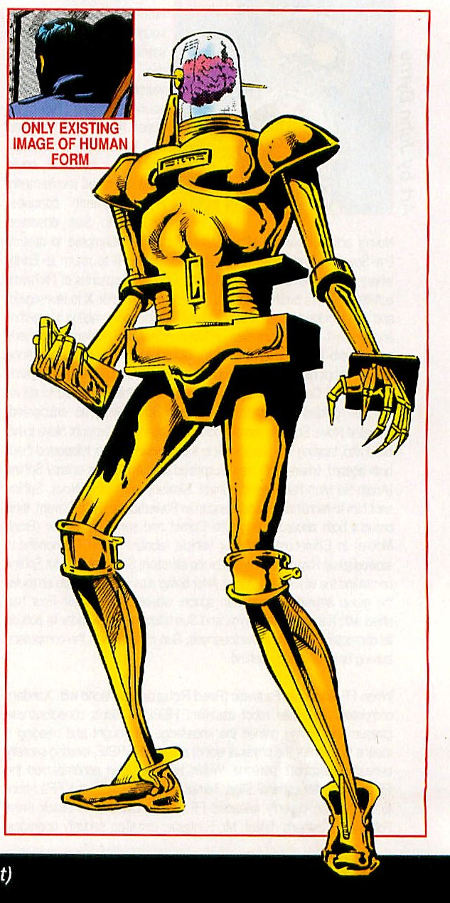 Doctor Sun (Earth-616) from Official Handbook of the Marvel Universe Vol 2 17 001