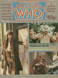 Doctor Who Special Vol 1 2