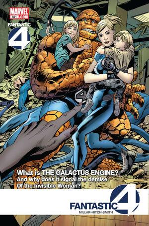 Fantastic Four Vol 1 561