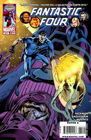 Fantastic Four Vol 1 571