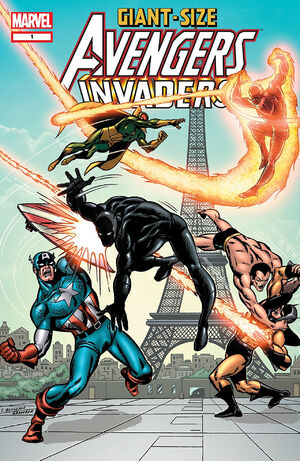 Giant-Size Avengers Invaders Vol 1 1