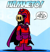 Hamneto from Ultimate Civil War Spider-Ham Vol 1 1 0001